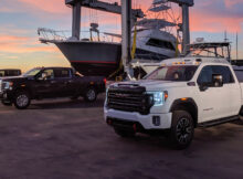 7 GMC Sierra HD tows 7,7 pounds, has X-ray camera tech ...