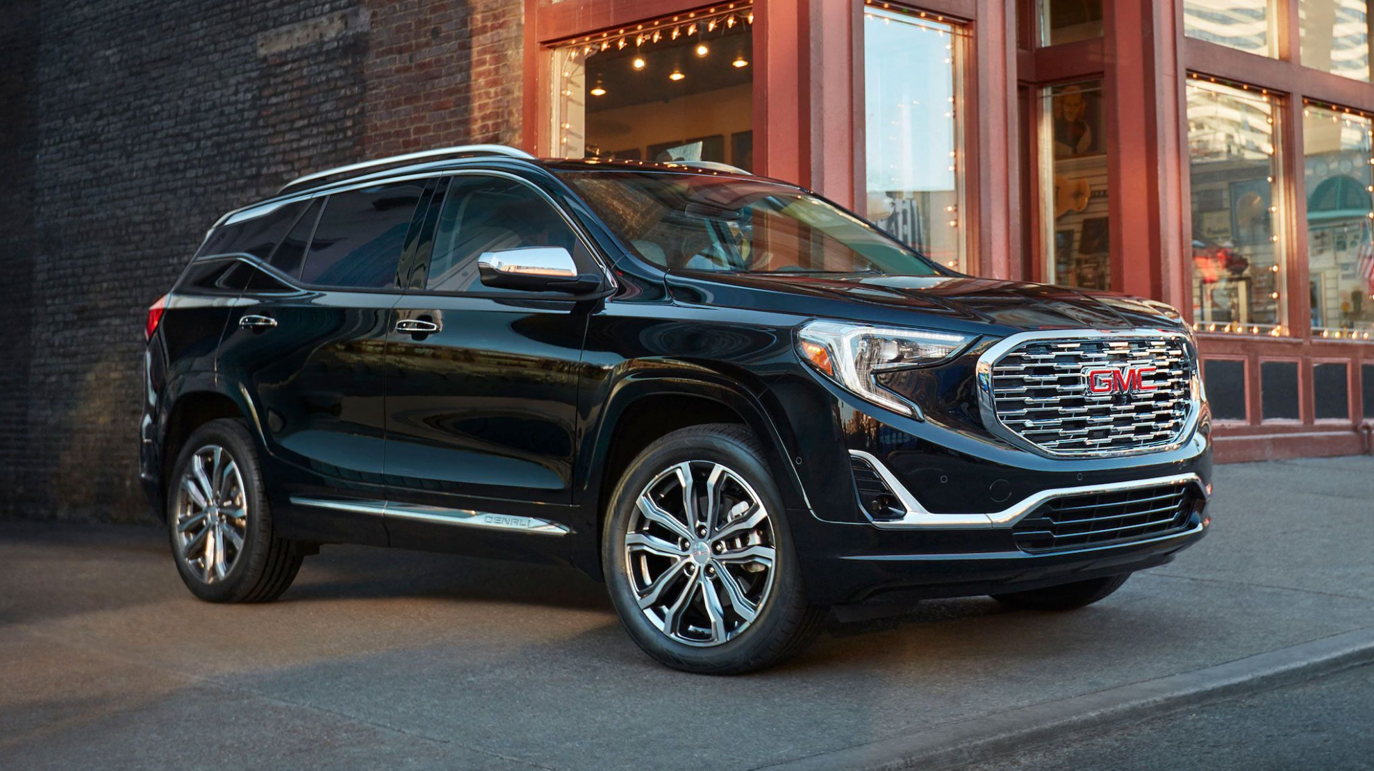 7 GMC Terrain Review, Pricing, and Specs - gmc suv 2020