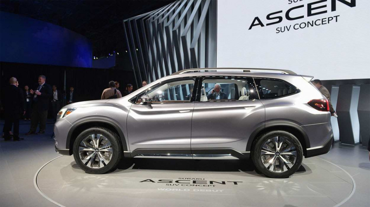 7 Great 7 Subaru Ascent Specs for 7 Subaru Ascent - Car ...