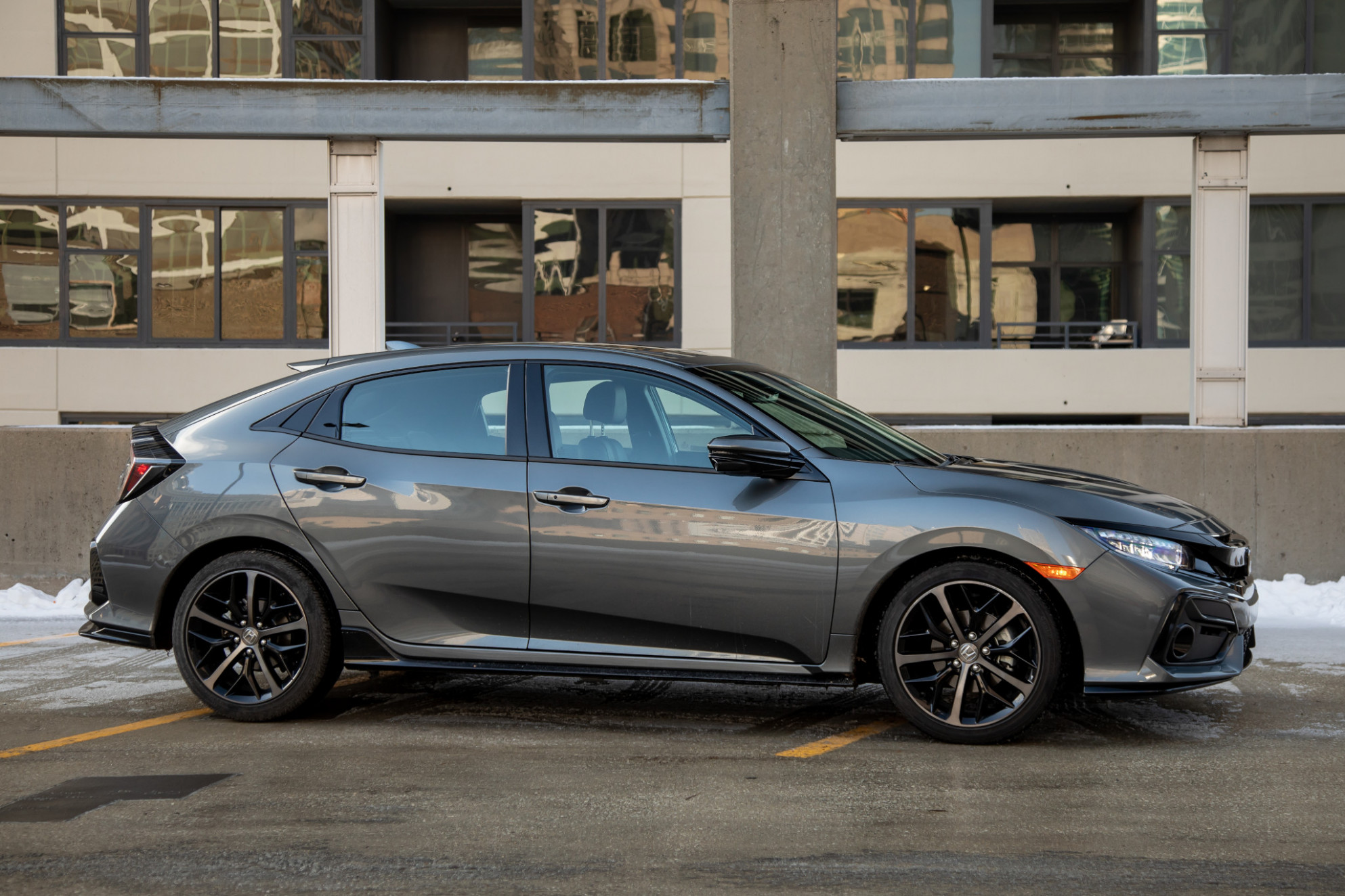 7 Honda Civic Hatchback Review: Still King of Compacts | News ...