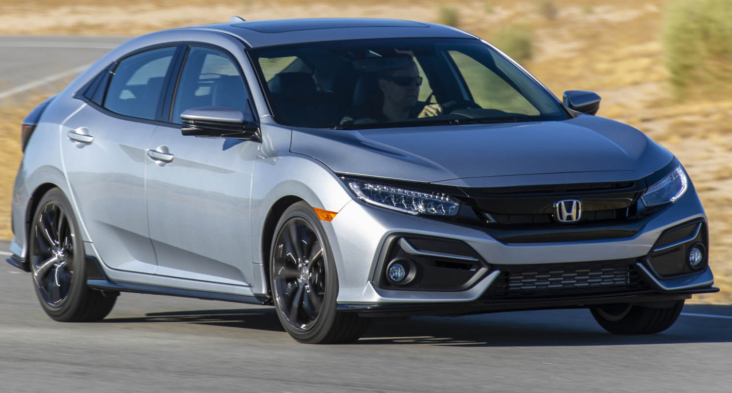 7 Honda Civic Sport Touring - موقع ويلز