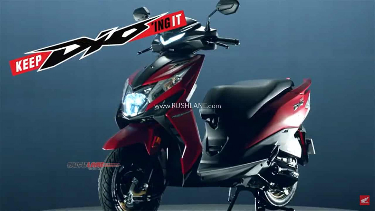 7 Honda Dio BS7 detailed in new TVC – Priced lower than Activa ...