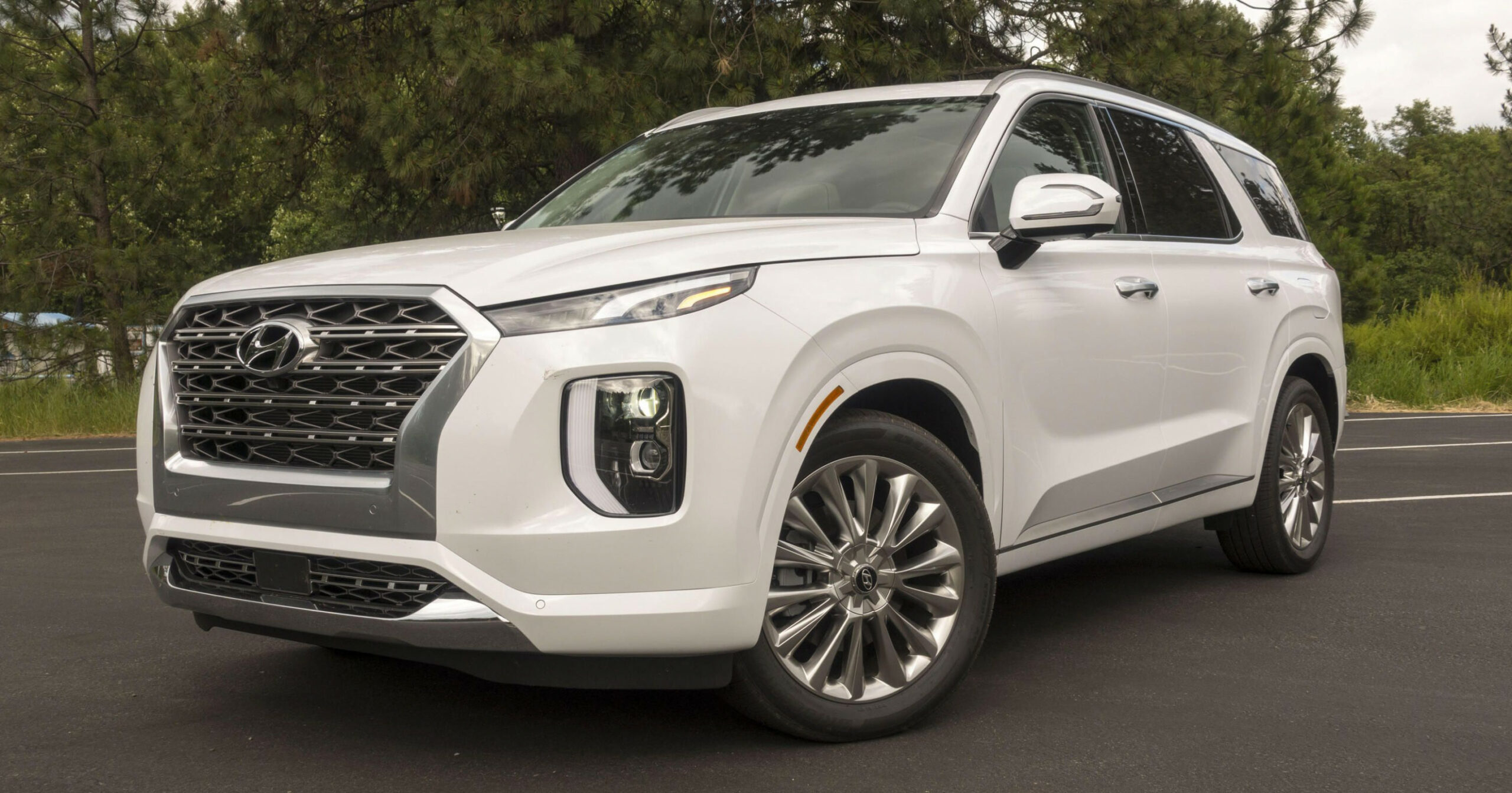 7 Hyundai Palisade first drive review: A midsize SUV that's big ...