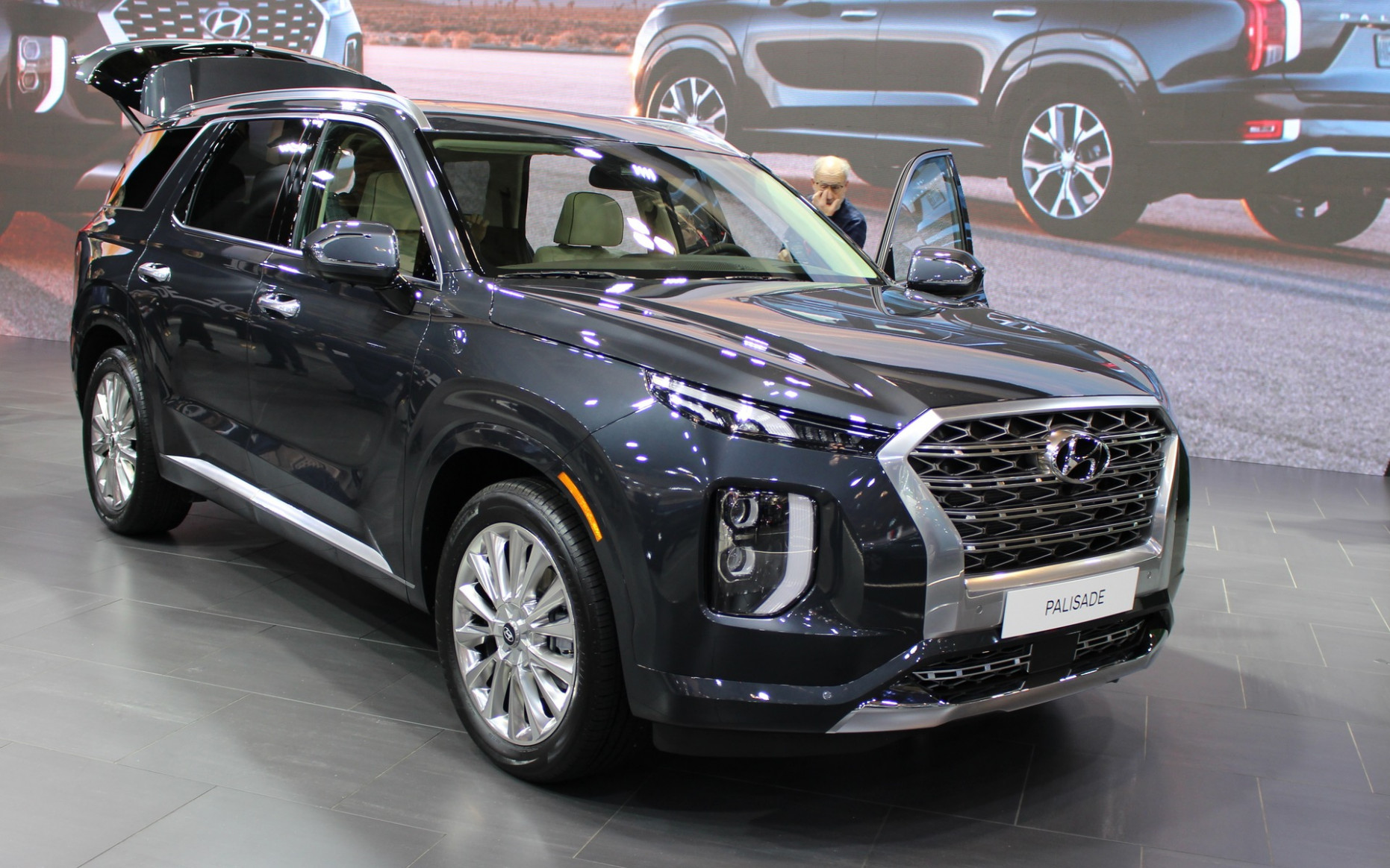 7 Hyundai Palisade Makes Canadian Premiere in Toronto - The Car ..