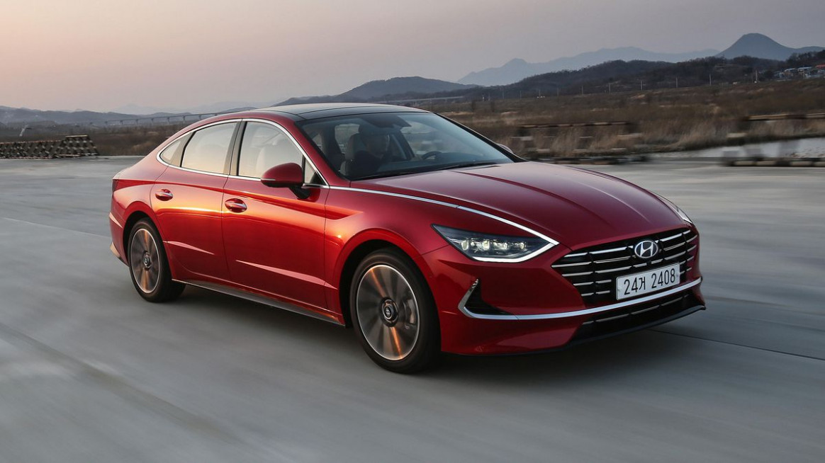 7 Hyundai Sonata first drive review: An attractive and ...