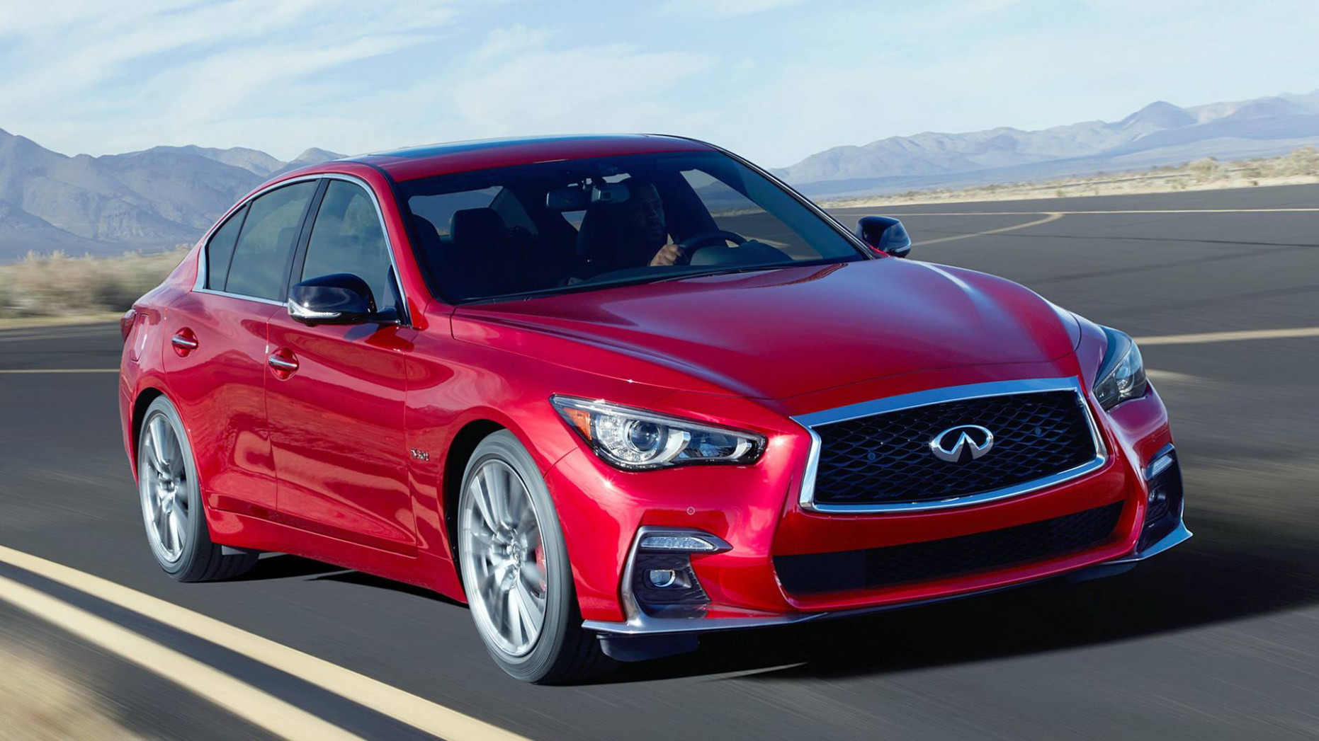7 Infiniti Q7 Likely To Be V7-Only