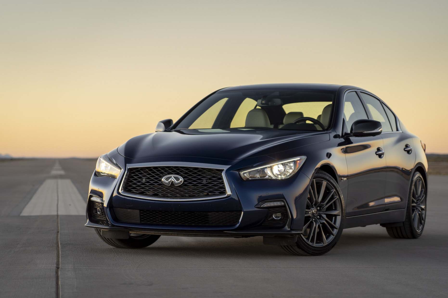 7 INFINITI Q7 Review, Ratings, Specs, Prices, and Photos - The ..