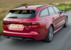 7 Jaguar XF Sportbrake Review | Top Gear