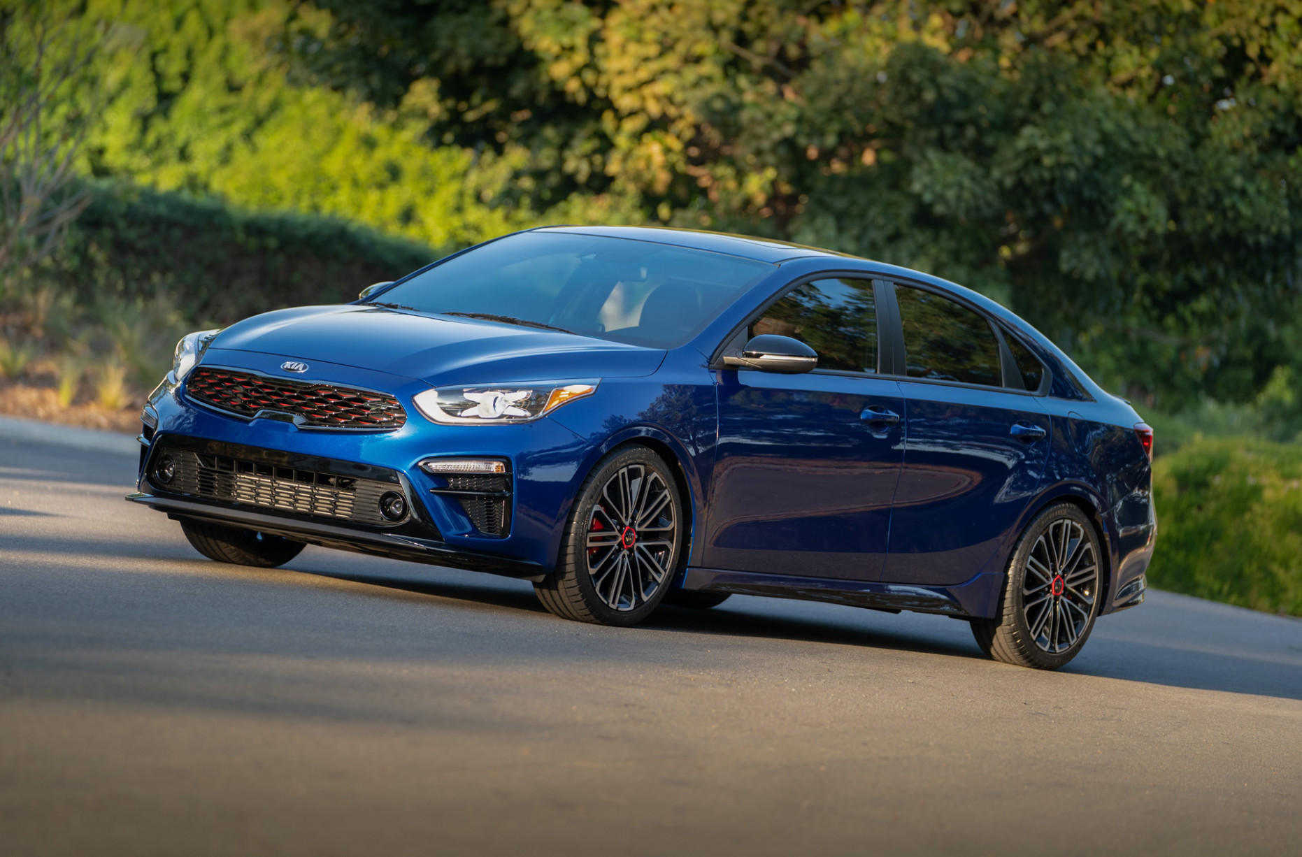 7 Kia Forte compact sedan starts at $7,7, but the GT you ..