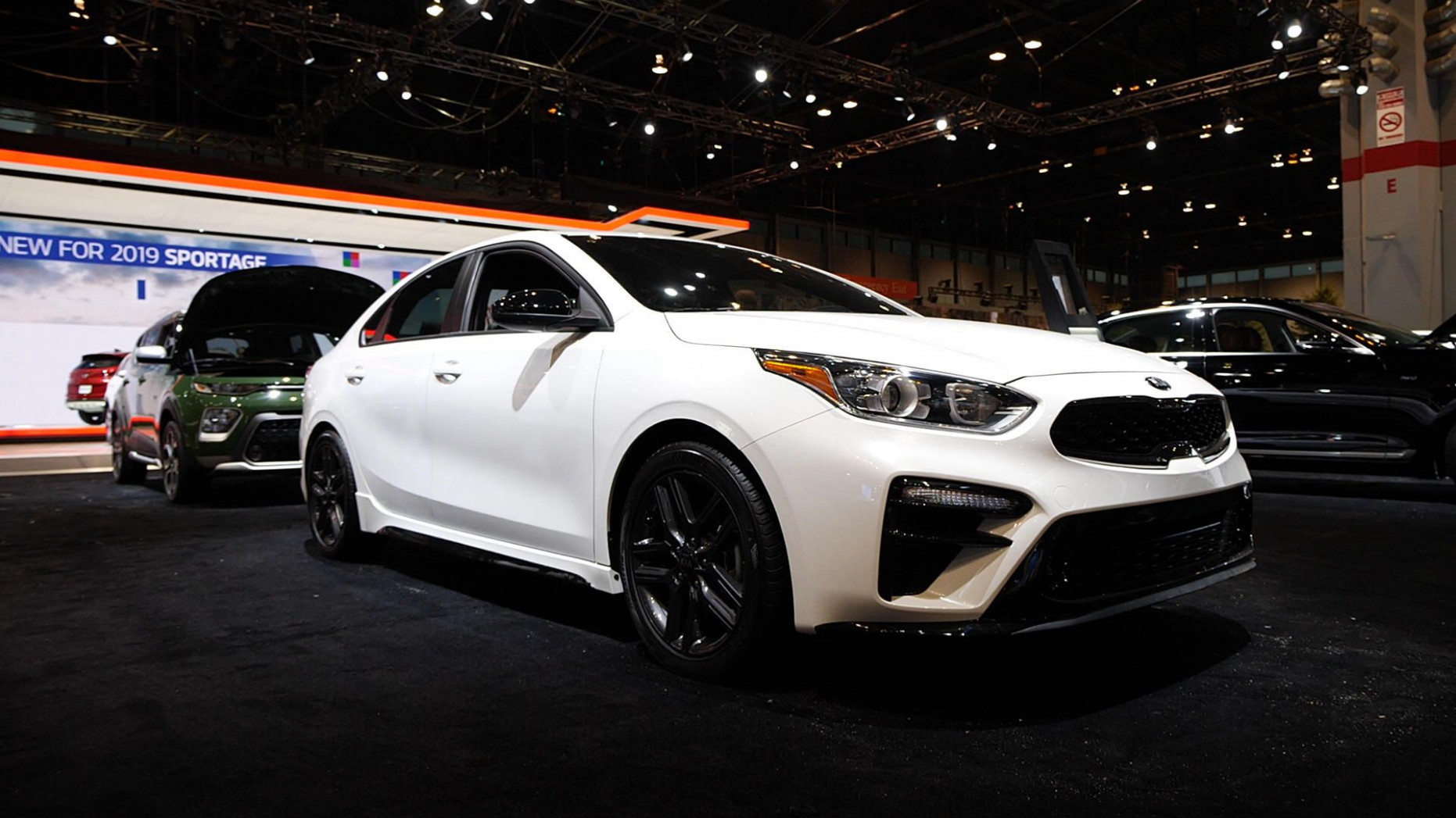 7 Kia Forte GT-Line focuses on the bark, not the bite - 2020 kia forte