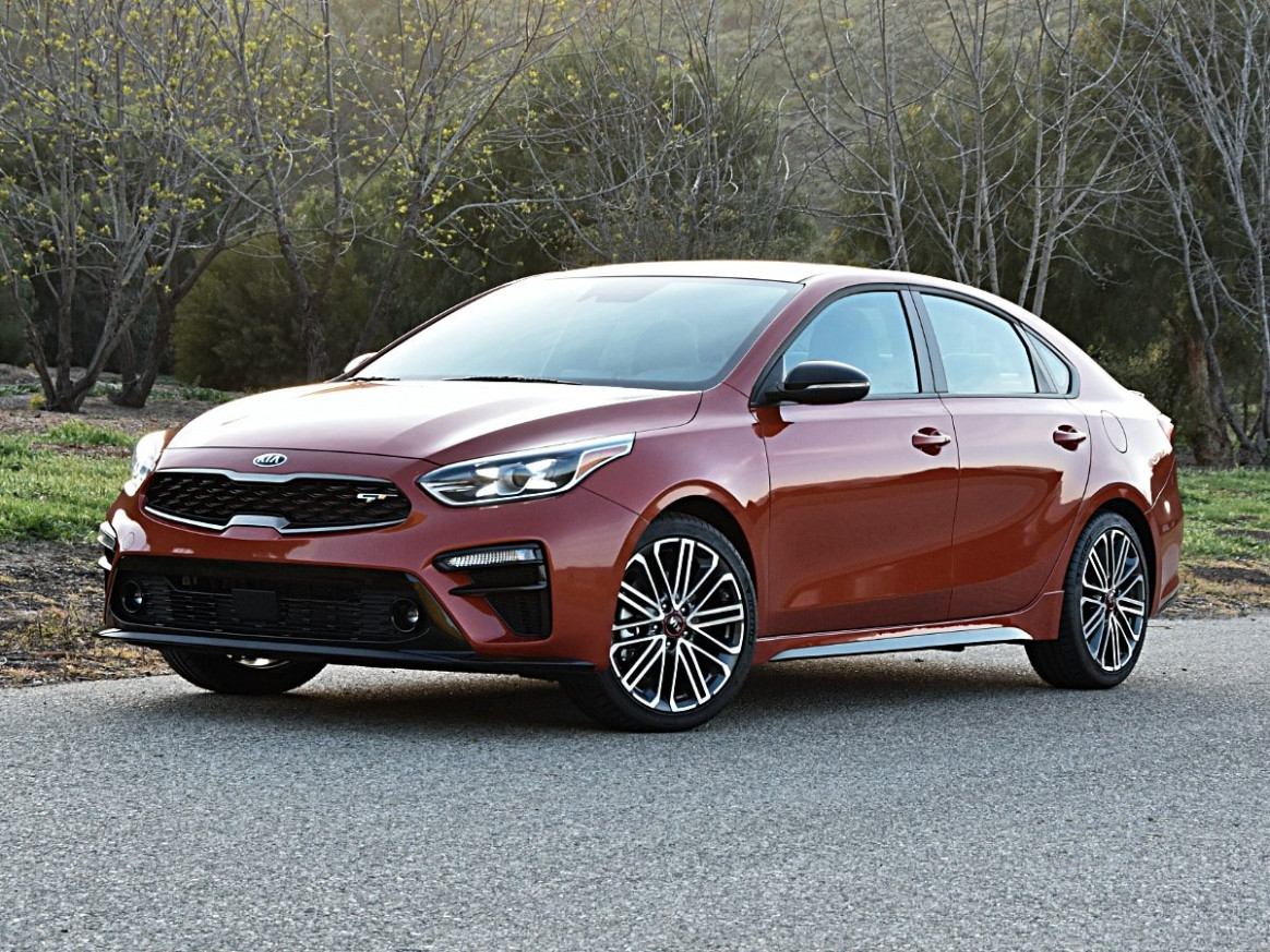 7 Kia Forte Review | Expert Reviews | J.D