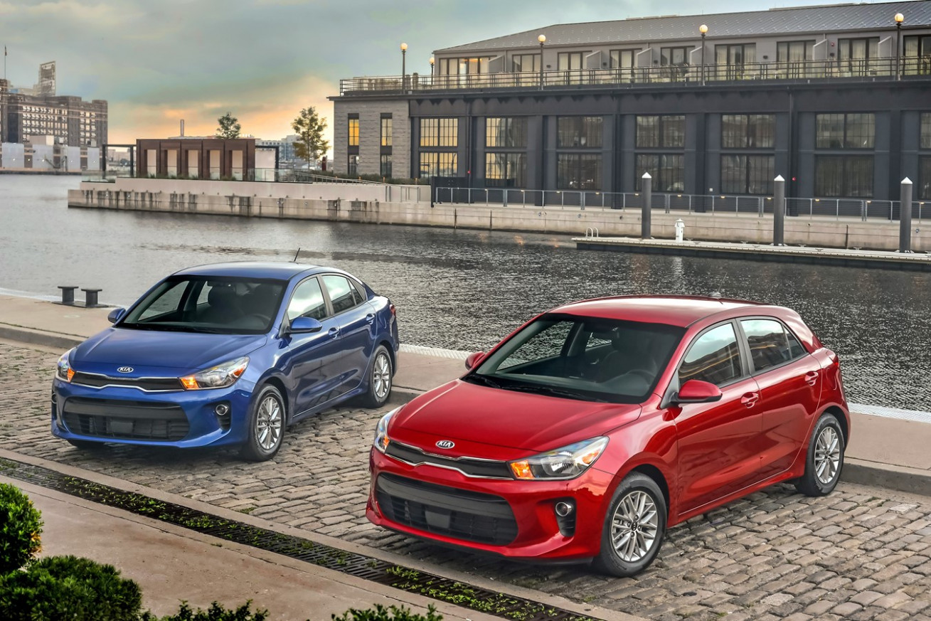 7 Kia Rio Review, Ratings, Specs, Prices, and Photos - The Car ..