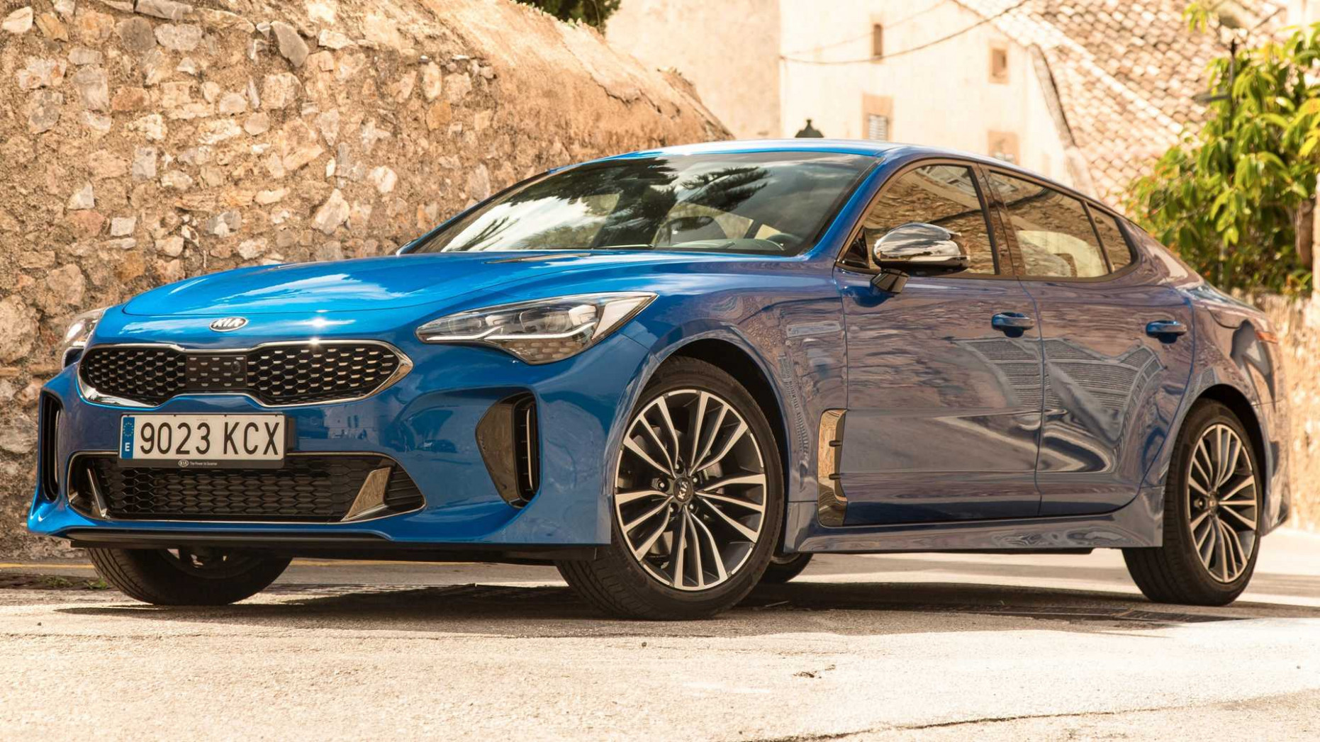 7 Kia Stinger GT-Line Coming With Sporty Looks For $7,7 - 2020 kia gt