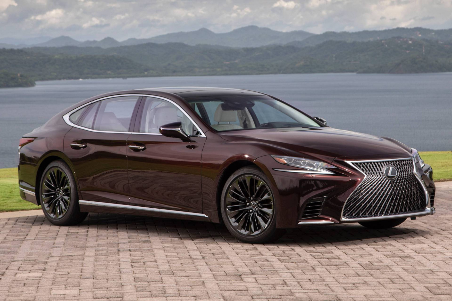 7 Lexus LS 7 to get Inspiration Series variant, adds unique ..
