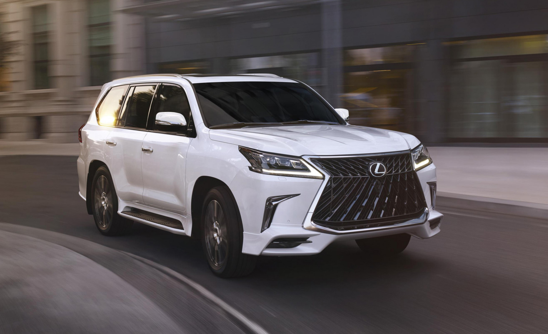 7 Lexus LX Review, Ratings, Specs, Prices, and Photos - The Car ...
