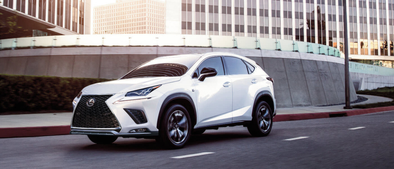 7 Lexus NX 7 vs. 7 F Sport vs. 7 Luxury | Lexus of Orland