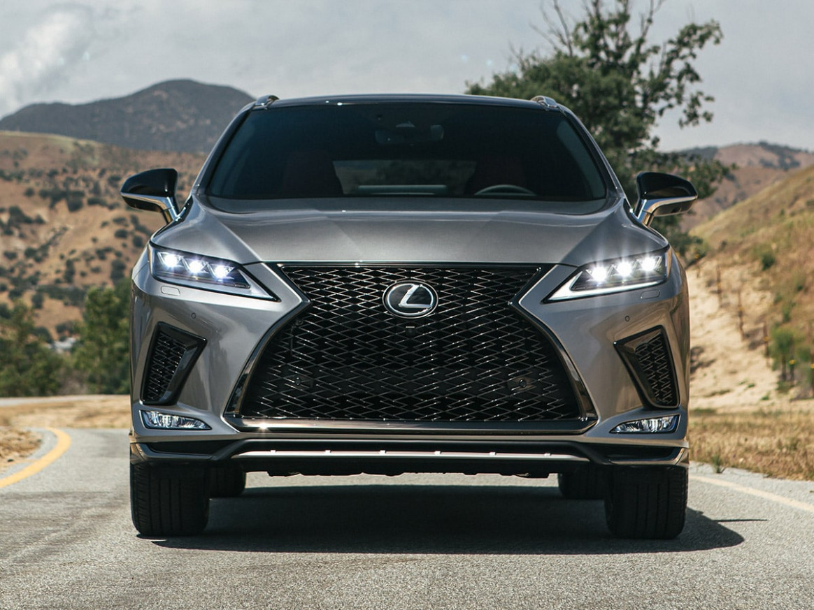 7 Lexus RX 7 and RX 7h First Look | Kelley Blue Book - 2020 lexus rx 350 harga