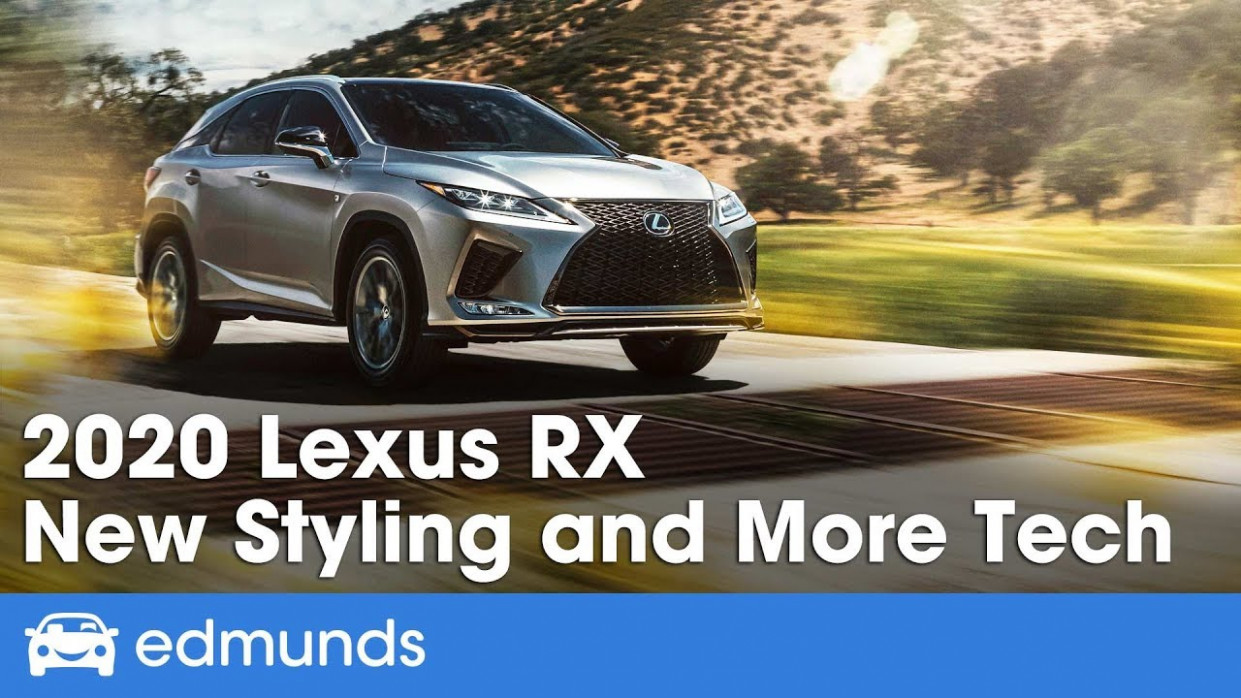 7 Lexus RX 7h Prices, Reviews, and Pictures | Edmunds - lexus deals 2020