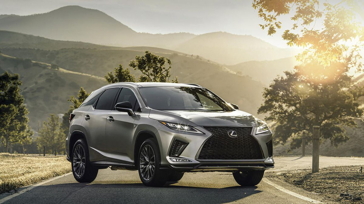 7 Lexus RX sees small price bump, Android Auto capability ..