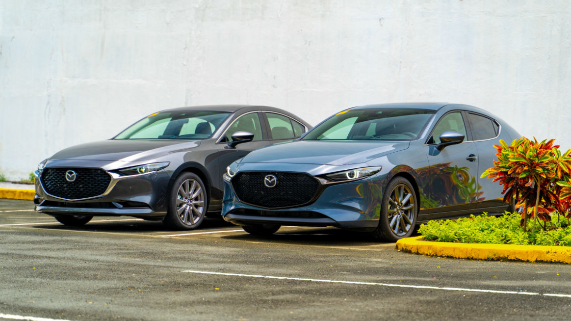 7 Mazda 7 launched in PH; prices start at P7