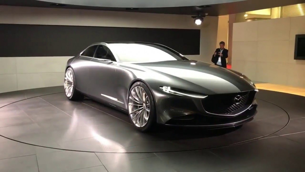 7 Mazda 7 Vision Coupe Concept Looks Like Sex - 2020 mazda vision coupe
