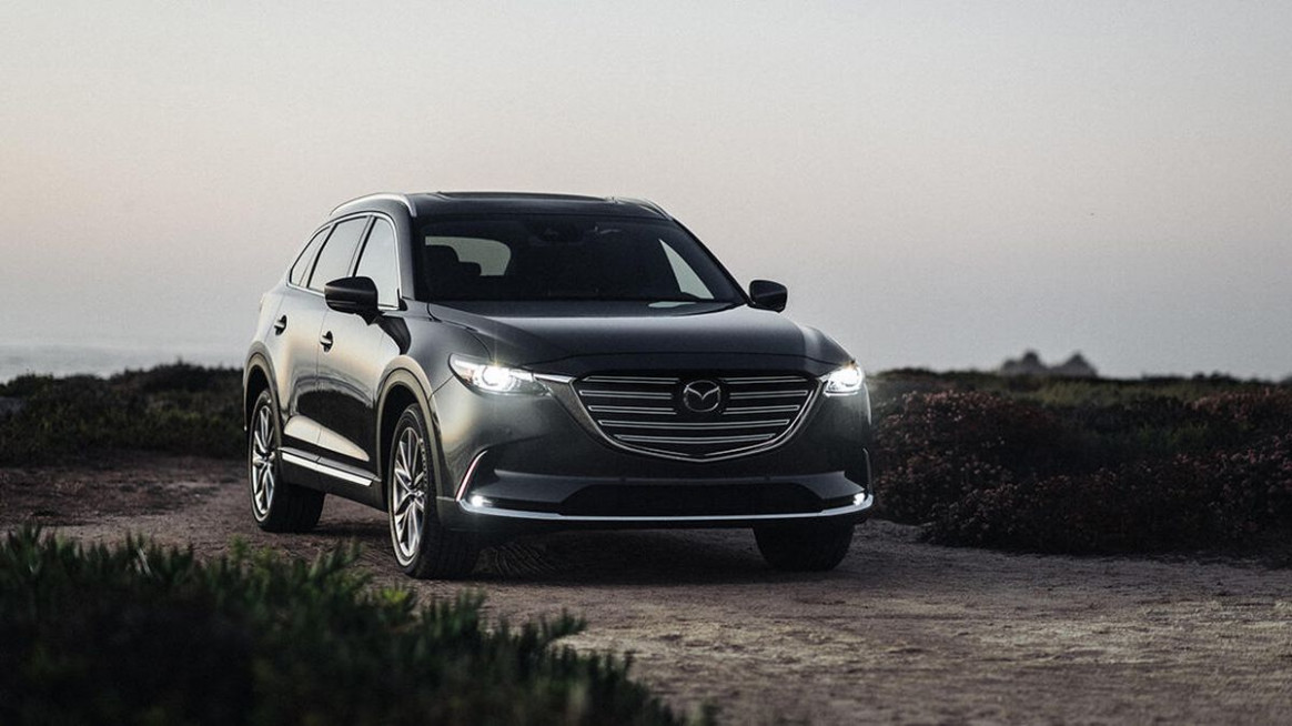 7 Mazda CX-7 gets new standard features, but a hefty price bump ...