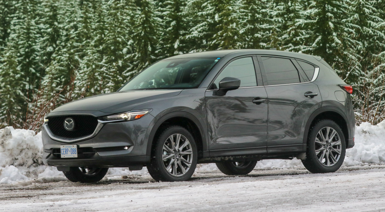 7 Mazda CX-7 Review: Best Compact SUV Gets Turbo, CarPlay ..