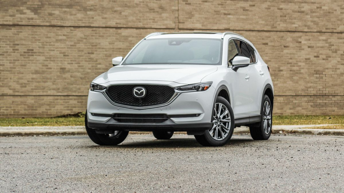 7 Mazda CX-7 review: More style and power makes the CX-7 even ..