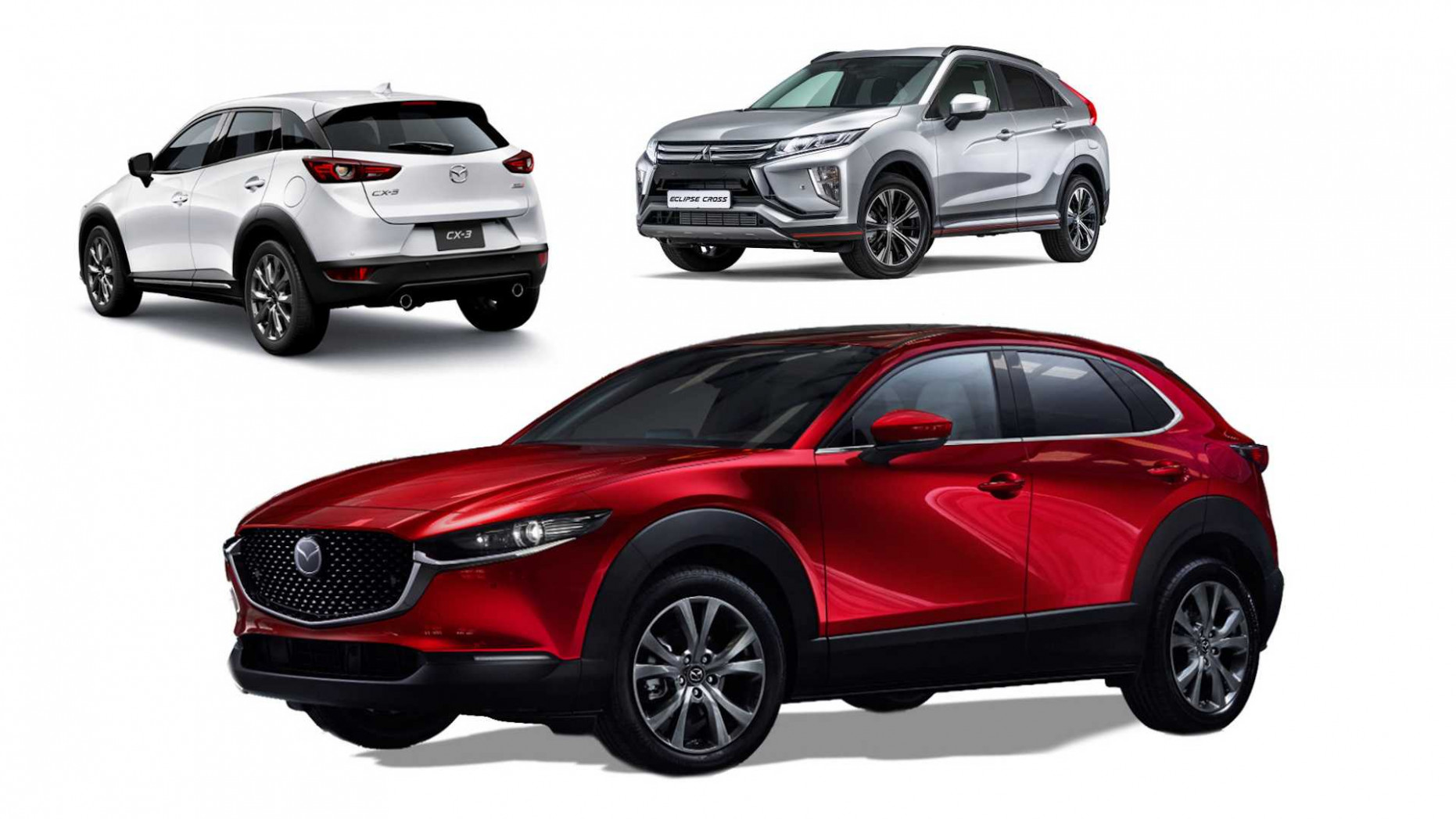 7 Mazda CX-7 Vs The Competition: What's The Difference?