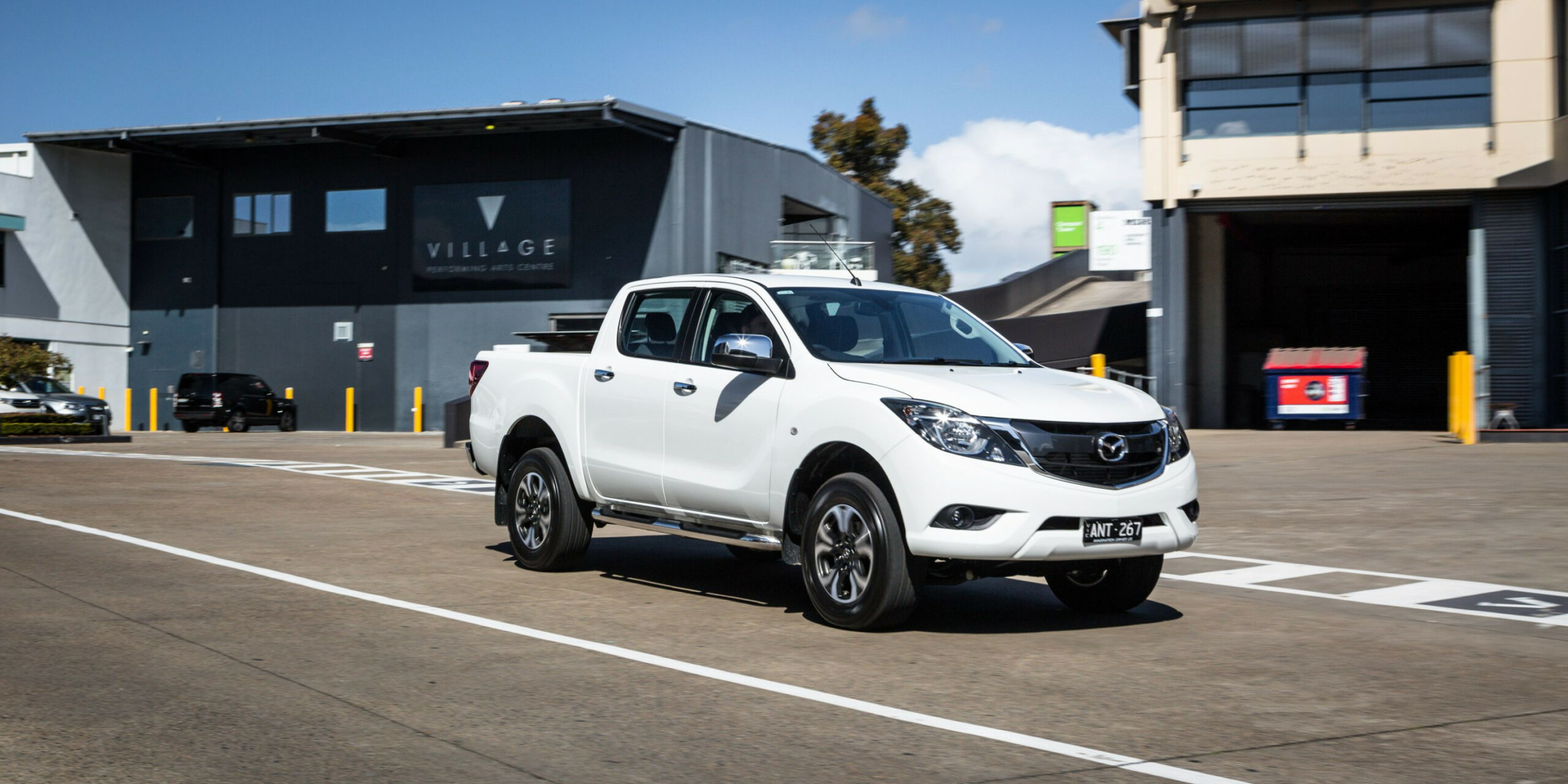 7 mazda double cab First Drive, Price, Performance and Review ..