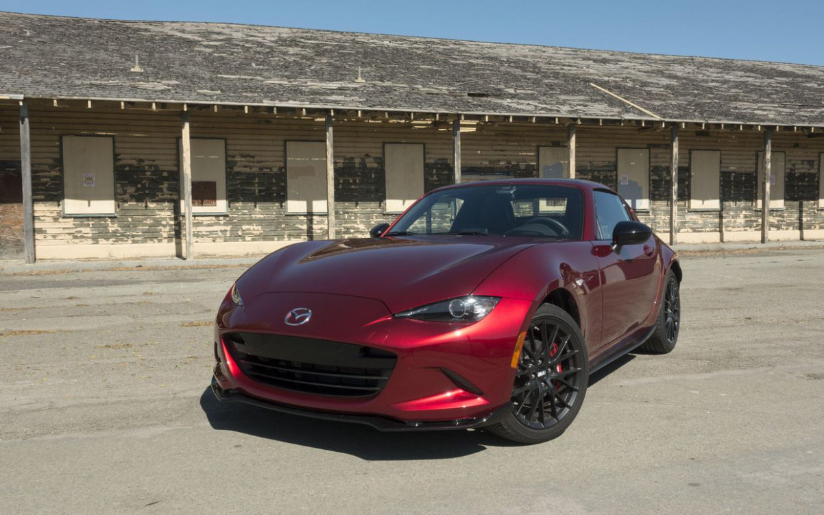 7 Mazda MX-7 Miata RF reviews, news, pictures, and video - Roadshow