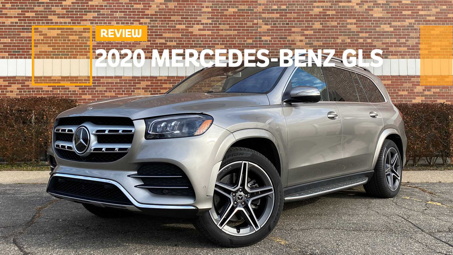 7 Mercedes-Benz GLS 7 Review: Earning The S - 2020 mercedes usa