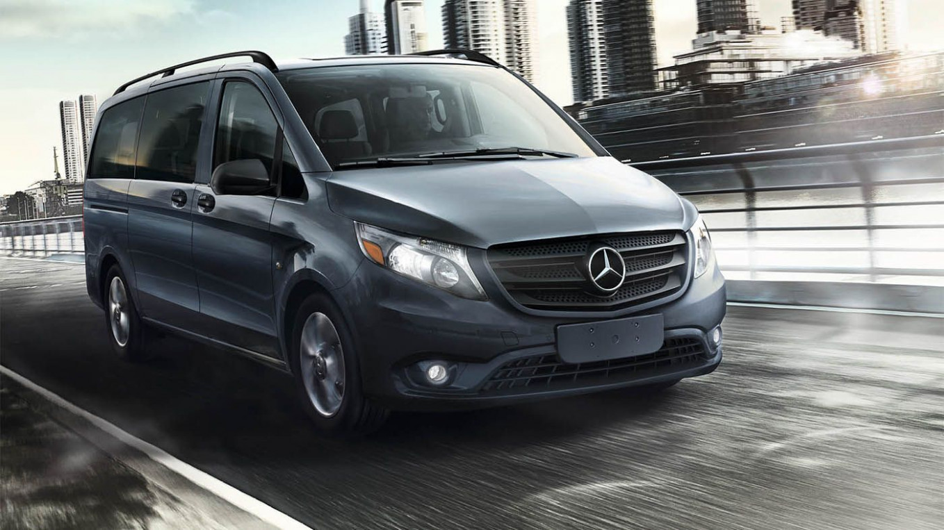 7 Mercedes-Benz Metris Review, Pricing, and Specs