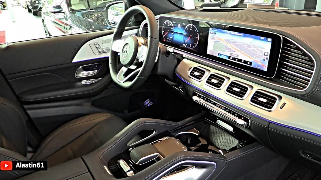 7 Mercedes GLE | FULL REVIEW Interior Infotainment