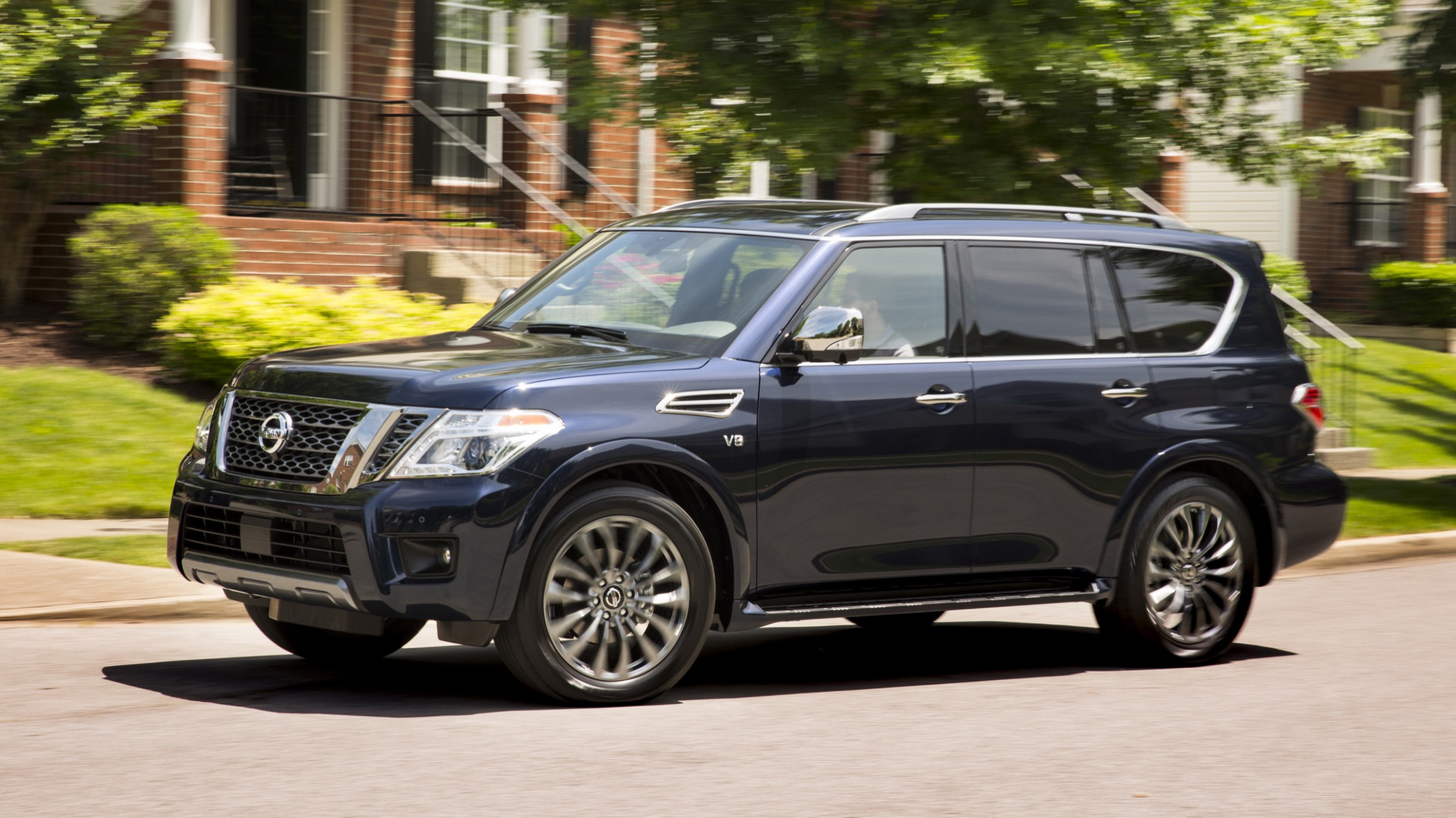 7 Nissan Armada Reviews | Price, specs, features and photos ...