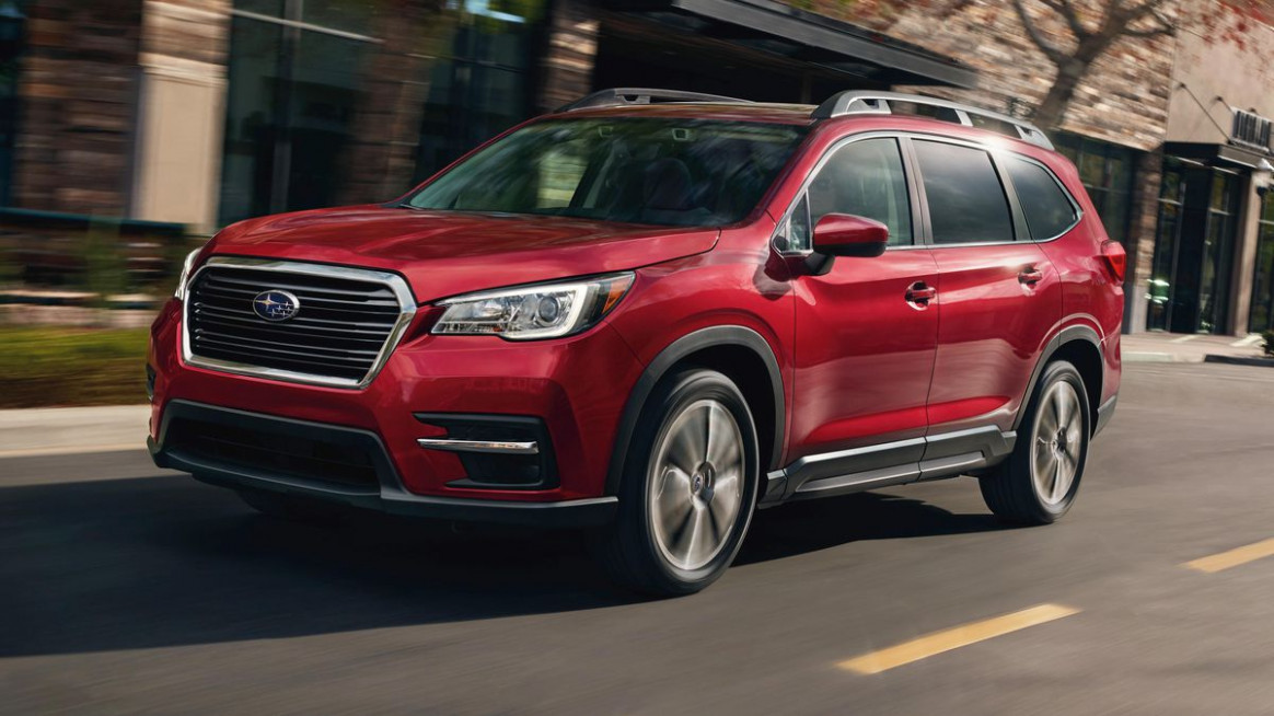 7 Subaru Ascent: Model overview, pricing, tech and specs - Roadshow