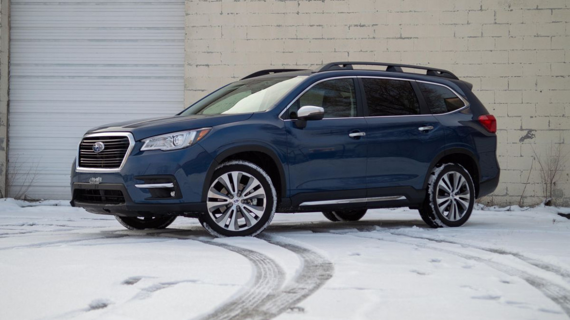 7 Subaru Ascent review: Winter-weather warrior - Roadshow