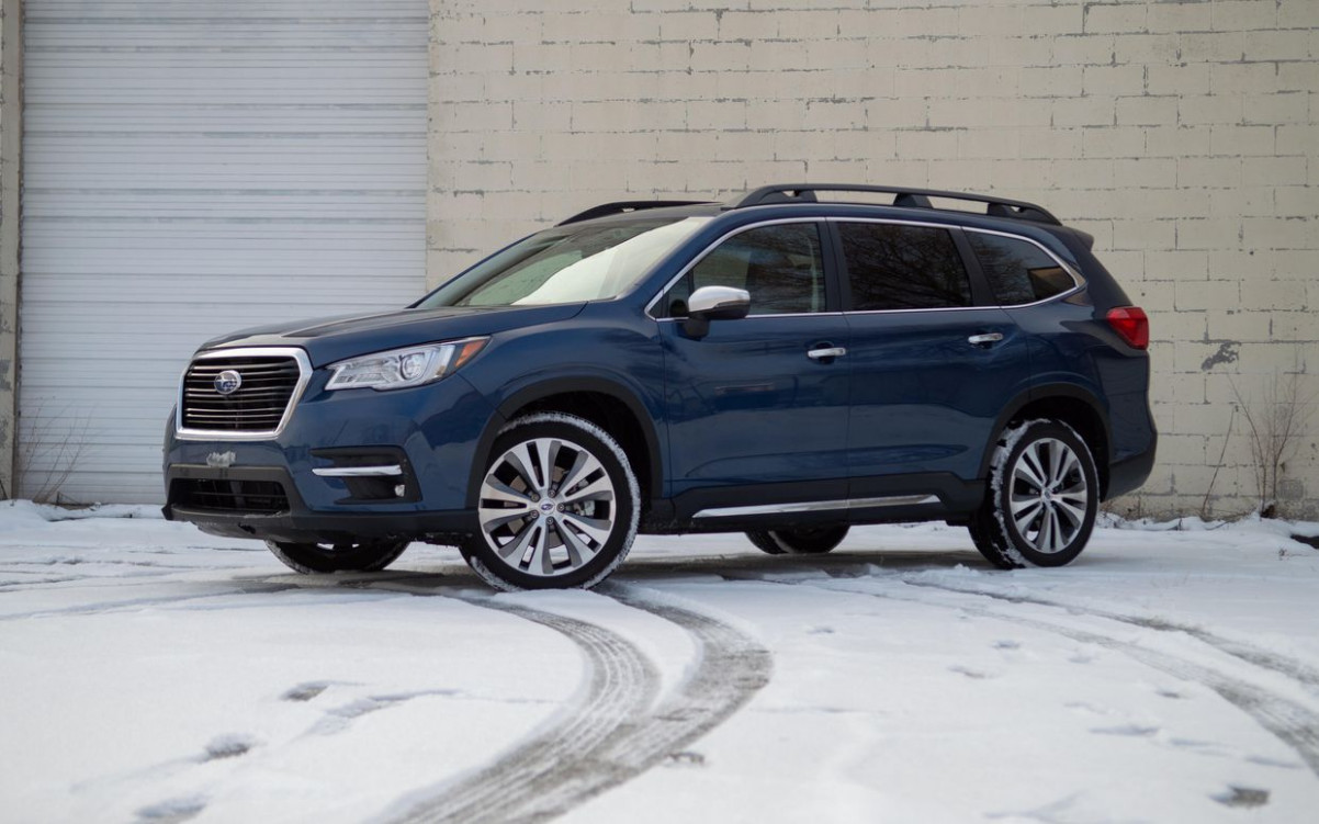 7 Subaru Ascent reviews, news, pictures, and video - Roadshow