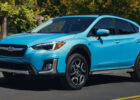 7 Subaru Crosstrek And Crosstrek Hybrid Bring Safety Upgrades ...