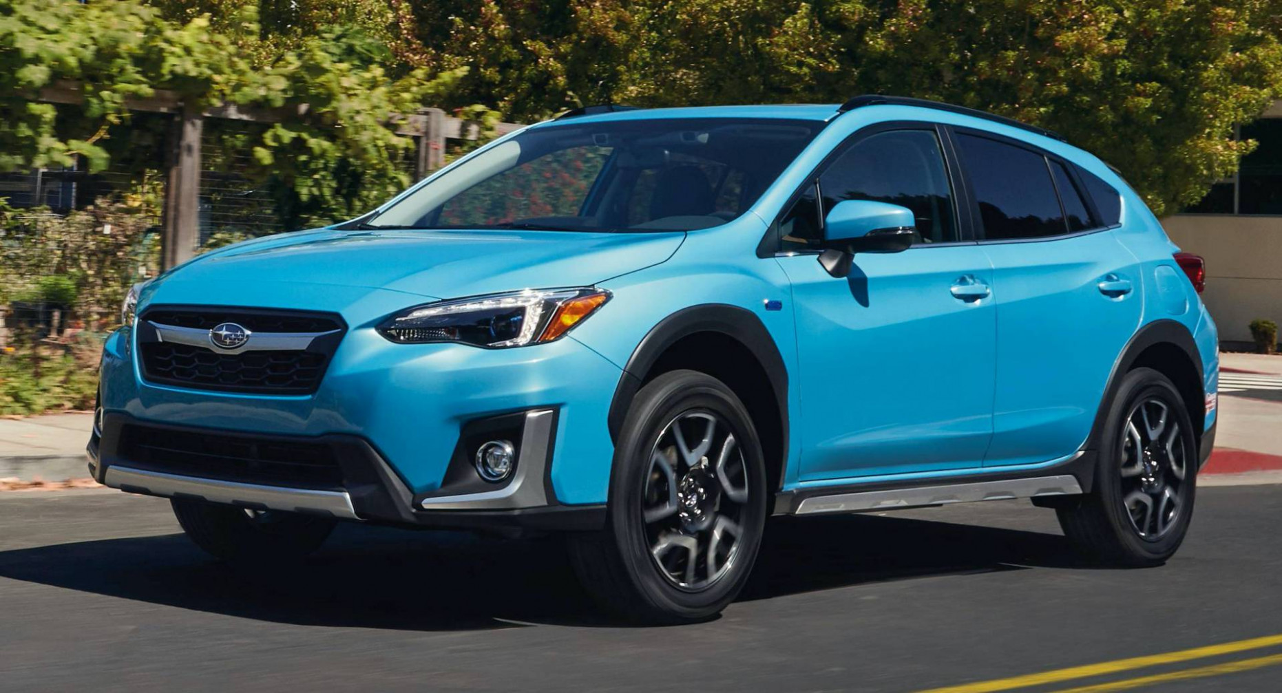 7 Subaru Crosstrek And Crosstrek Hybrid Bring Safety Upgrades ..