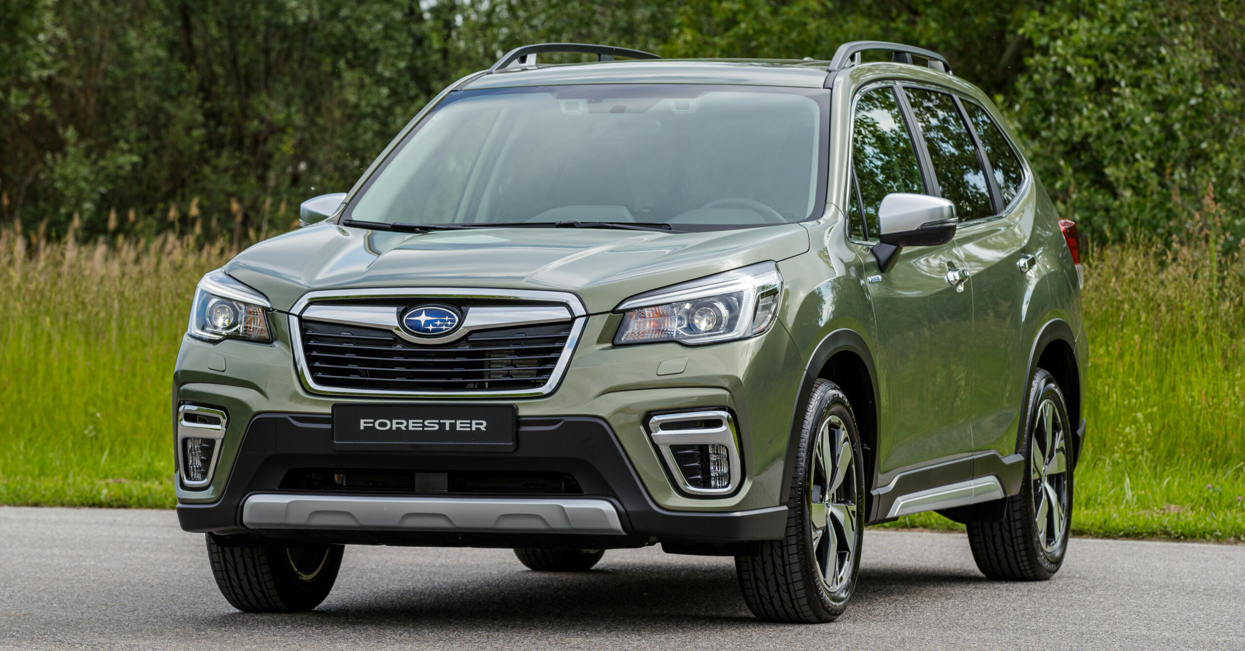 7 Subaru Forester e-Boxer on sale in the UK - 7.7L hybrid ...