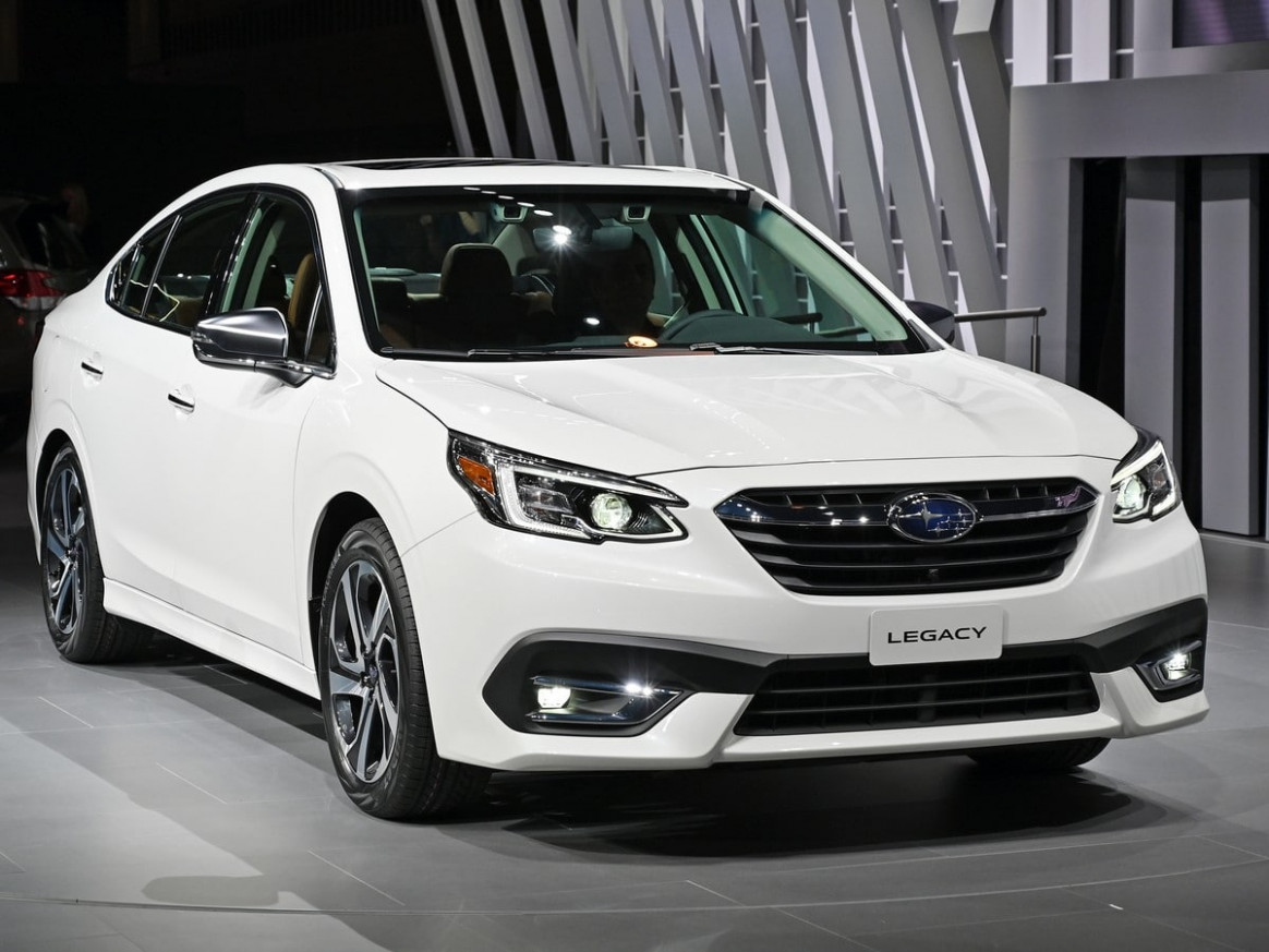 7 Subaru Legacy First Look | Kelley Blue Book - 2020 subaru legacy 2