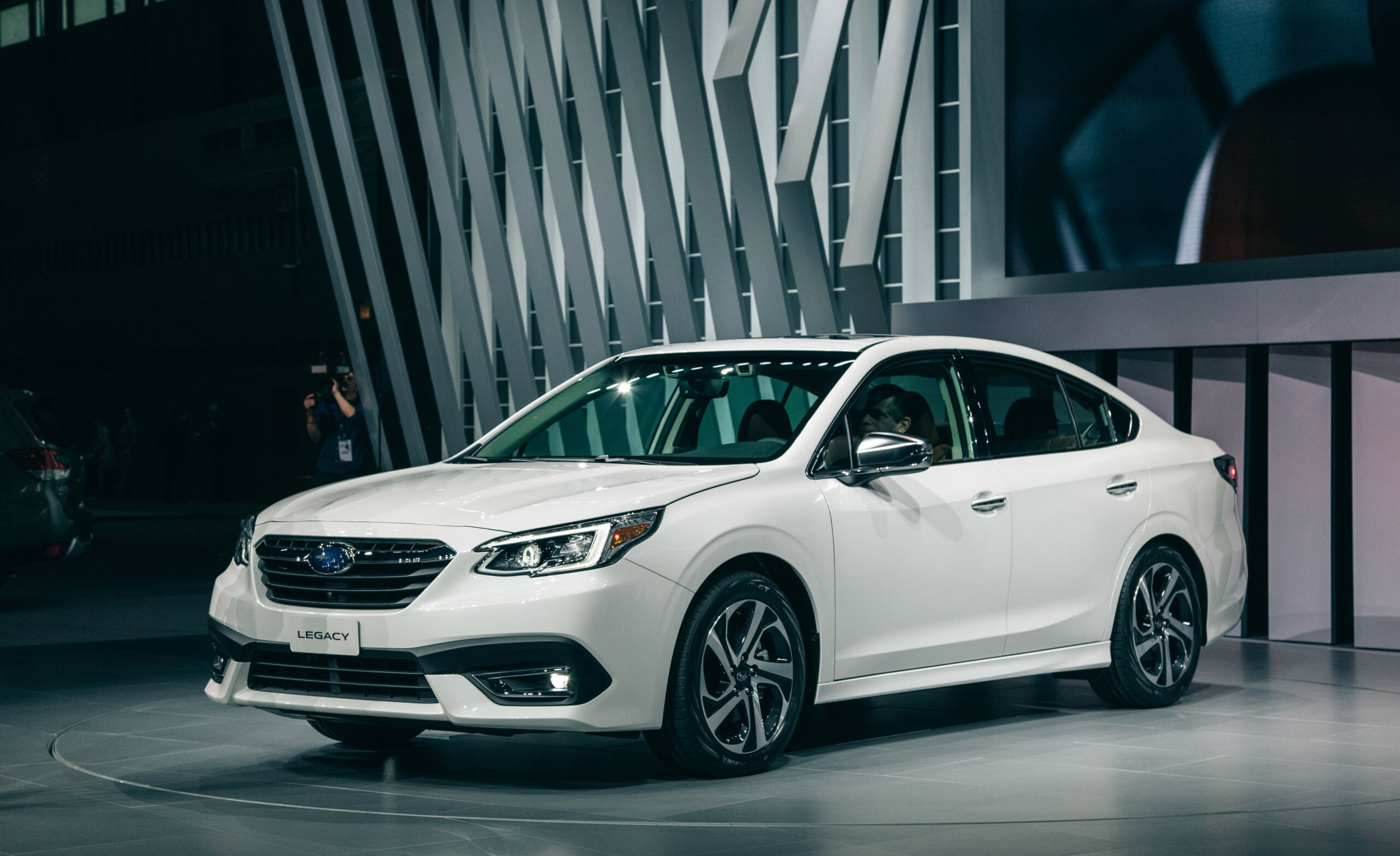7 Subaru Legacy Sedan – All-Wheel Drive, New Turbo, Large ... - 2020 subaru legacy 2
