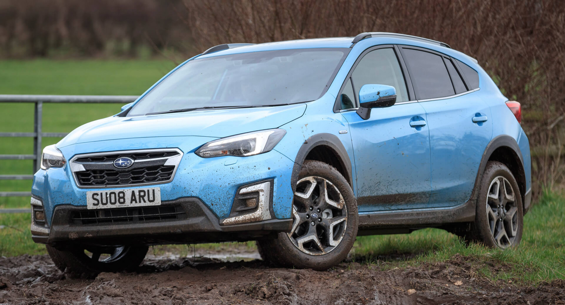 7 Subaru XV e-Boxer Hybrid Goes On Sale In Britain From £7,7 ..