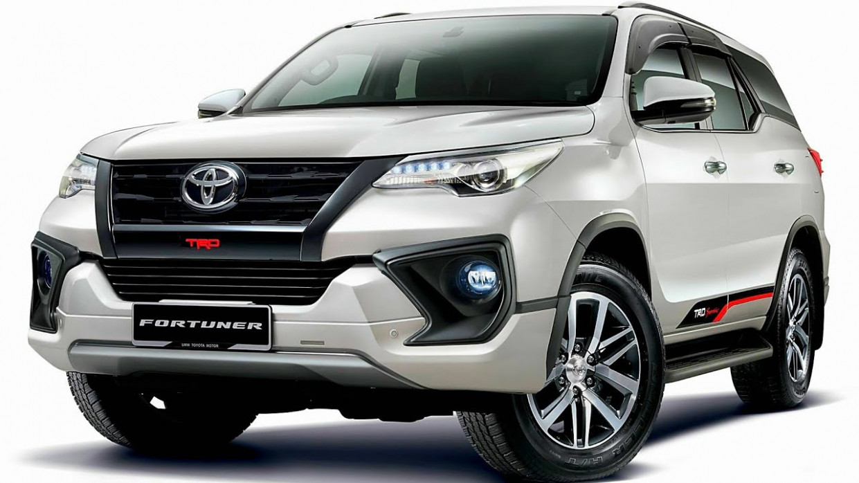 7 Toyota FORTUNER – ALL-NEW Toyota FORTUNER 7 and FORTUNER 7 - toyota fortuner 2020 interior