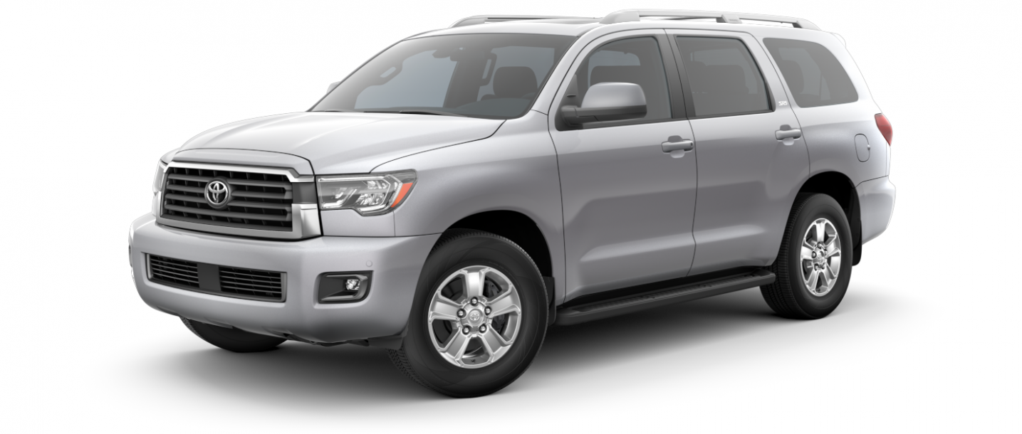 7 Toyota Sequoia Full-Size SUV | Rule Every Road Trip - 2020 toyota sequoia price