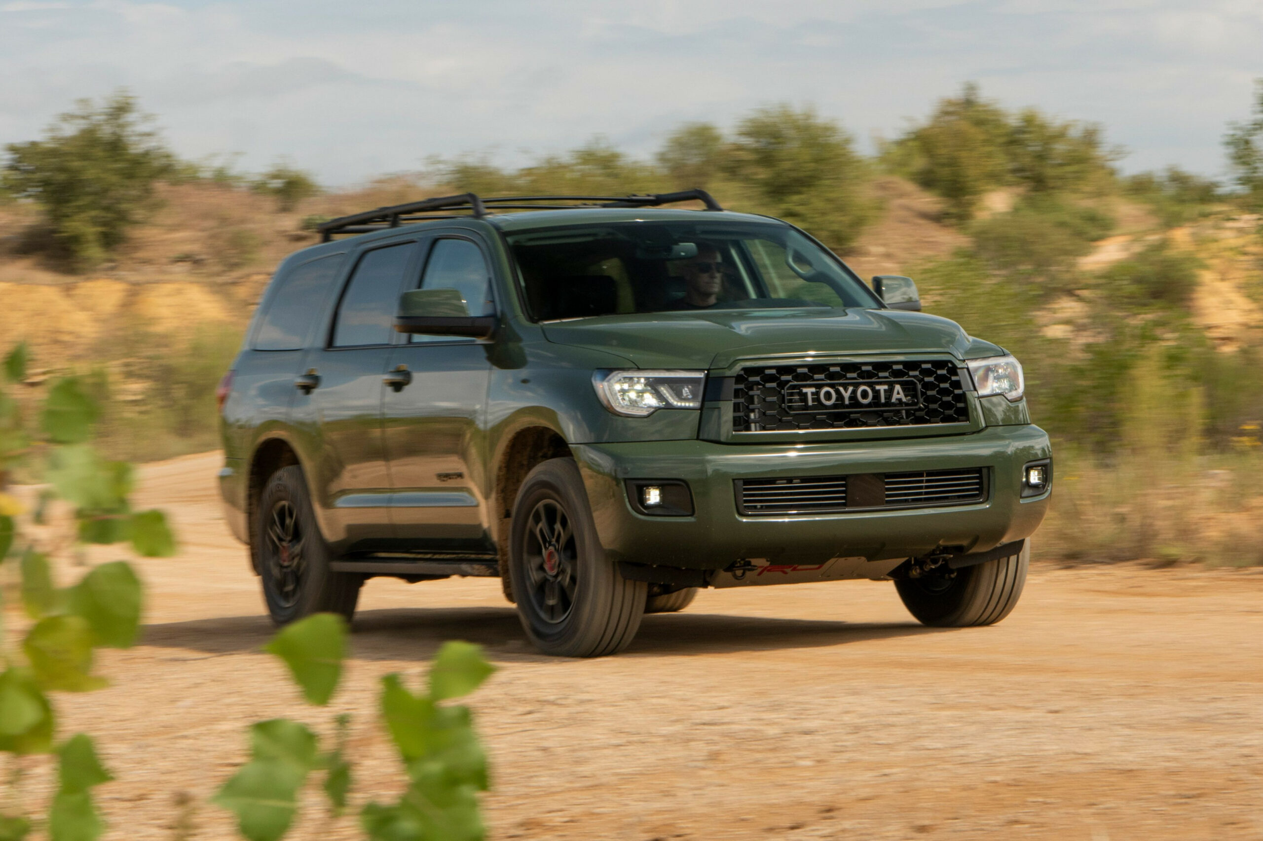 7 Toyota Sequoia Review, Pricing, and Specs - 2020 toyota sequoia price