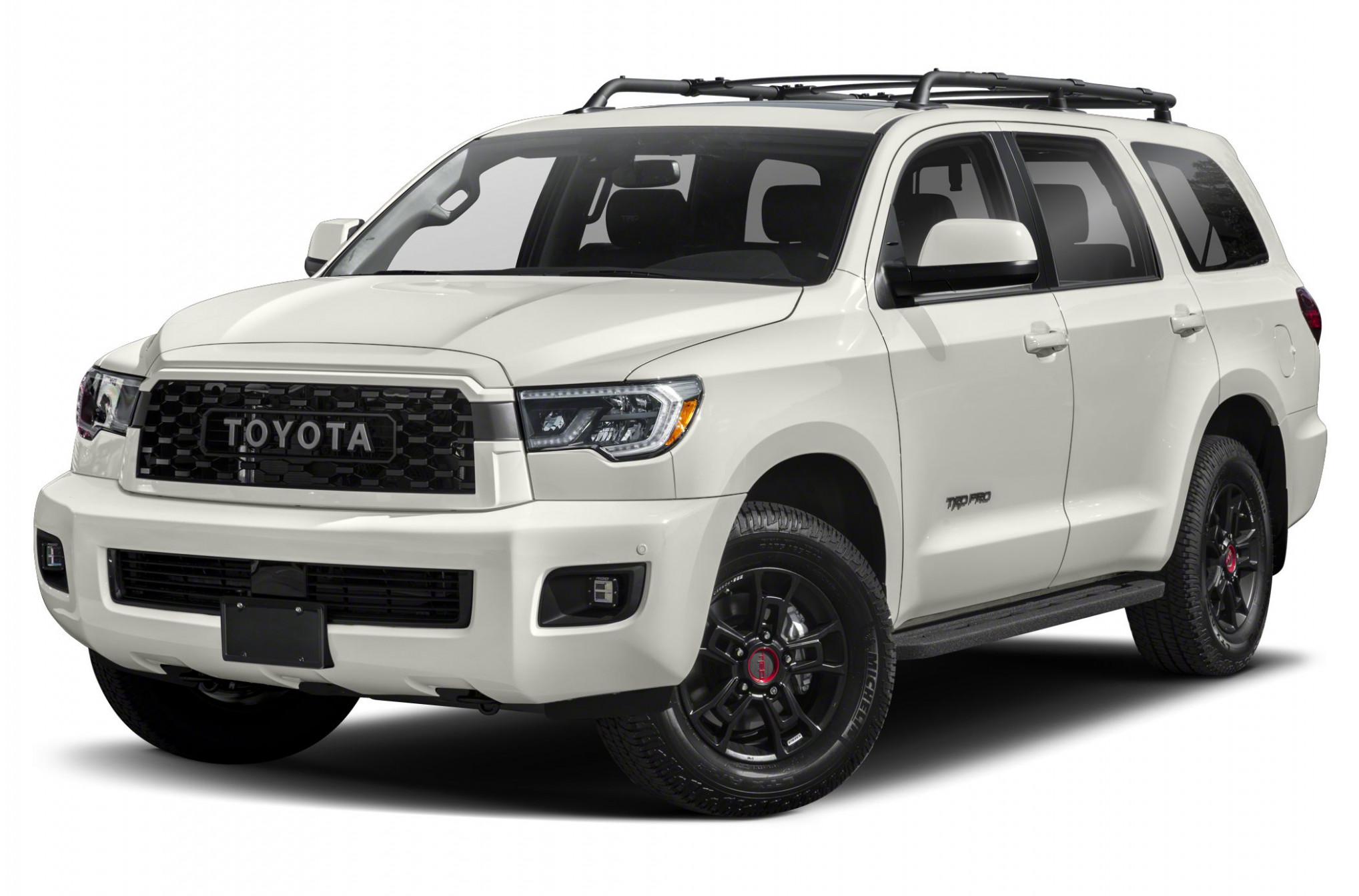7 Toyota Sequoia TRD Pro 7dr 7x7 Equipment