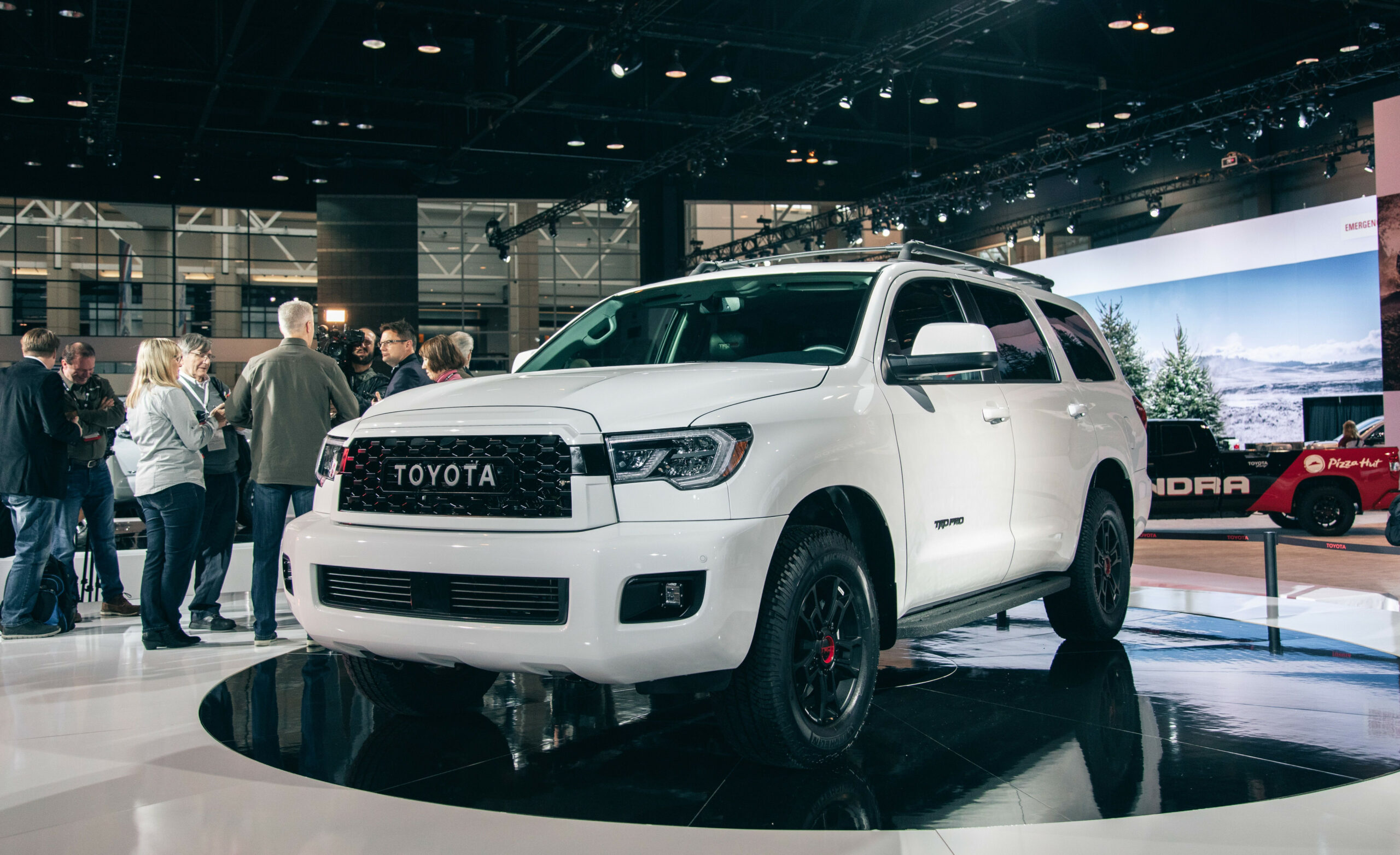 7 Toyota Sequoia TRD Pro Details, Price, Specs, and More