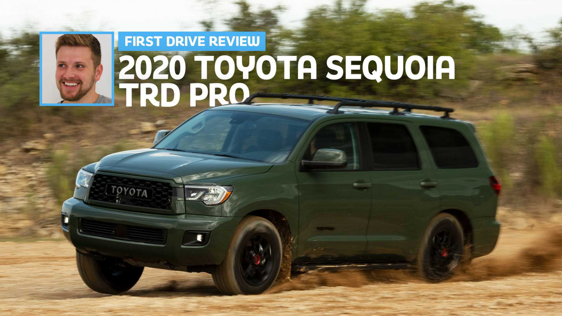 7 Toyota Sequoia TRD Pro First Drive: Adventure, Party Of Seven - 2020 toyota sequoia price